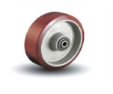"Colson, Colson 5"" x 2"" Polyurethane Wheel with 1/2"" ID 1/2"" ID 600# Cap (One)"