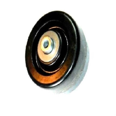 "Superior Brand, Phenolic Wheel 4"" Diameter x 1-1/2"" Wide 500# Cap. with 3/8"" ID Roller Bearing"