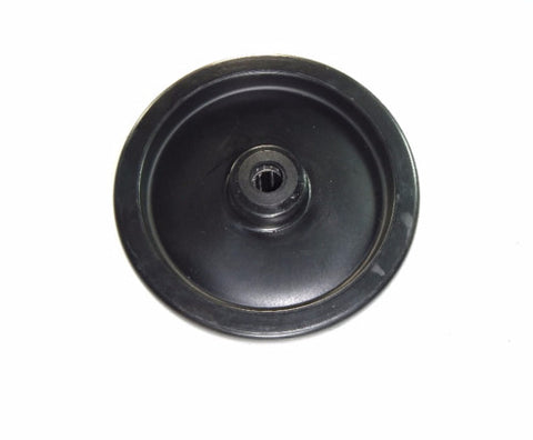 "Superior,  One 8"" x 2"" Polyolefin Wheel 1000# Capacity Made in USA by Durable"