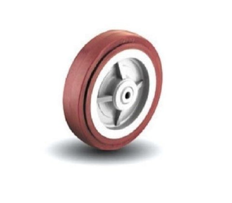 "Superior, Colson 4"" x 1-1/2"" Polyurethane Wheel with 1/2"" ID 400# Cap. Per Wheel 4-4-929"