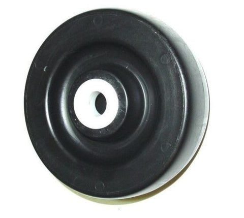 "Superior Brand,  Replacement 8"" x 2"" Polyolefin Wheel with 1/2"" ID (600# Cap.) /"