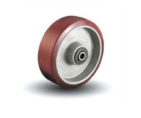 "Colson, Colson 6"" x 2"" Polyurethane Wheel with 1/2"" ID 5-6-939 1200# Cap."