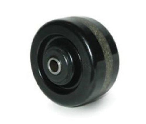 "Superior, One NEW Phenolic Wheel 4"" x 2"" 800# Capacity with Roller Bearing 420PH64"