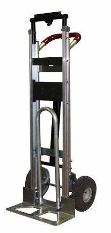 "Liberator, Liberator TPA (3-Position) Convertible Hand Truck w/10"" Air Tires 18"" Nose"
