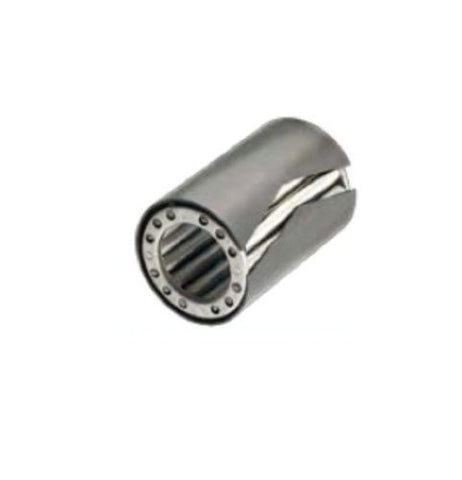 "Colson, Roller Bearing 2-7/16"" Long x 1-3/8"" OD x 1"" ID with Split Outer Sleeve"