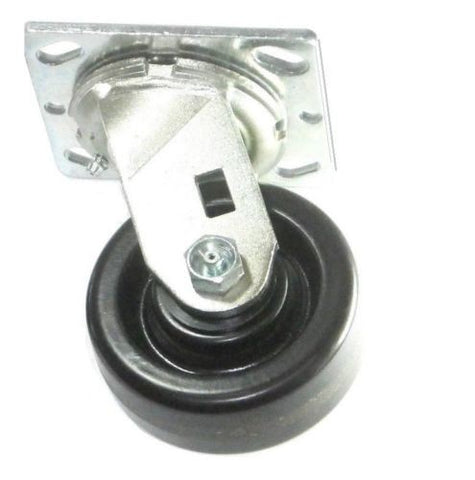"Superior Brand, NEW Phenolic Swivel Caster 4"" x 1-1/2"" Wheel with Roller Bearing MH415PH64-S"