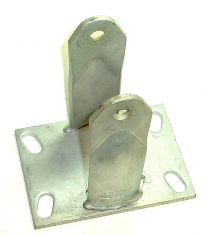 "Enforcer, Colson Caster Fork for 6"" x 2"" Wheel and 4-1/2"" x 6"" Plate 6-6258"