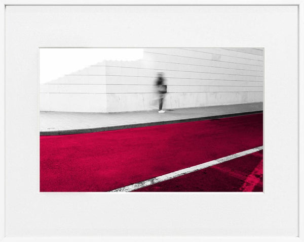 Ivailo Stanev-Álvarez-The colour of the street, Valencia--limited editions-Monochrome Hub-Gallery for Fine Art Photography