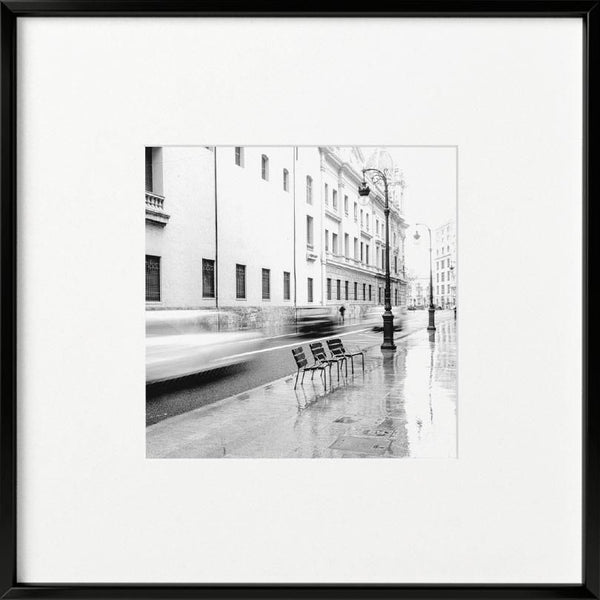 Ivailo Stanev-Álvarez-In the rain-Valencia-II--limited editions-Monochrome Hub-Gallery for Fine Art Photography