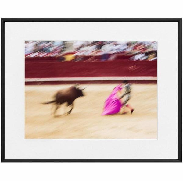 Ivailo Stanev-Álvarez-E#Motion-Corrida-III--limited editions-Monochrome Hub-Gallery for Fine Art Photography