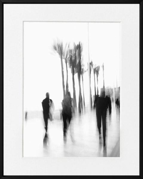 Ivailo Stanev-Álvarez-La Playa Benidorm-II--limited editions-Monochrome Hub-Gallery for Fine Art Photography