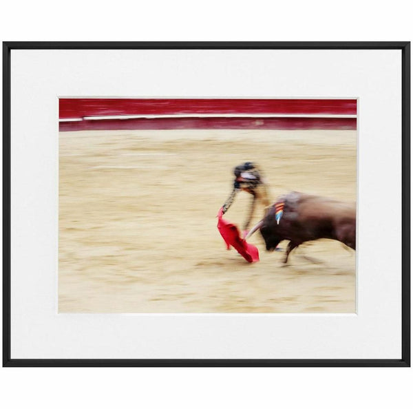 Ivailo Stanev-Álvarez-E#Motion-Corrida-II--limited editions-Monochrome Hub-Gallery for Fine Art Photography