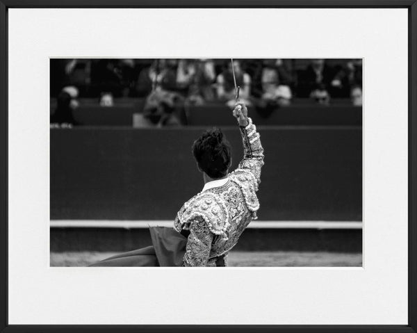 Juan Pedro Cano-PLAZA DE TOROS DE VALENCIA-50x70 cm-limited editions-Monochrome Hub-Gallery for Fine Art Photography