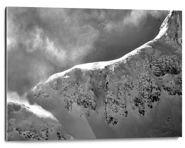 Pencho Chukov-WINTER PEAK--limited editions-Monochrome Hub-Gallery for Fine Art Photography