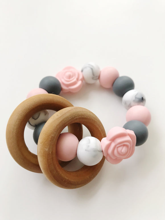 Rose Rattle