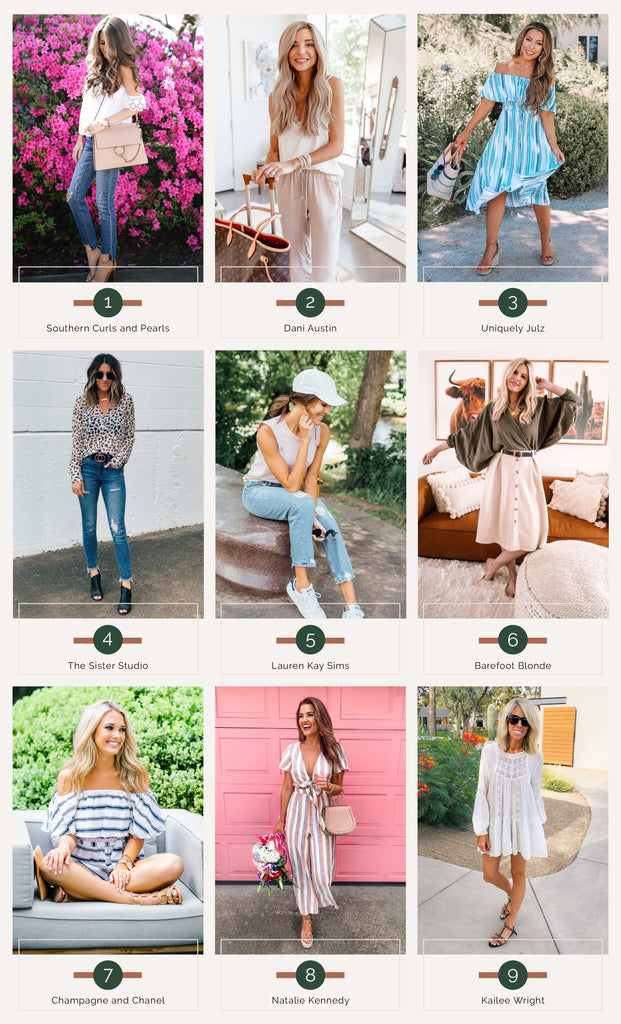 Top 9 Favorite Fashion Blogs 2019