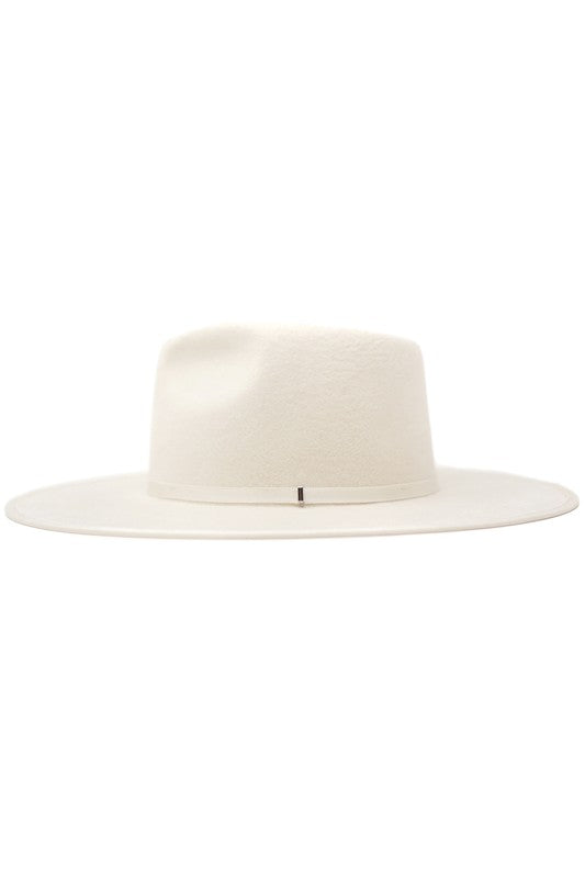The James Hat - Ivory (Luxe)