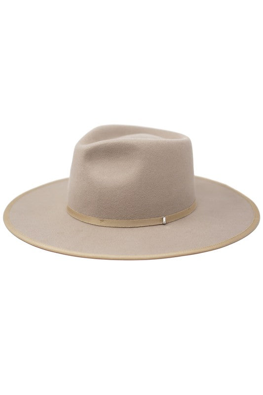 The James Hat - Tan (Luxe)