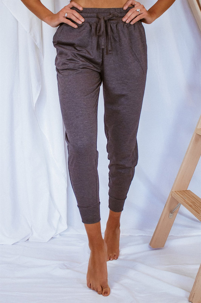 Let's Stay Home Joggers | 6 Colors