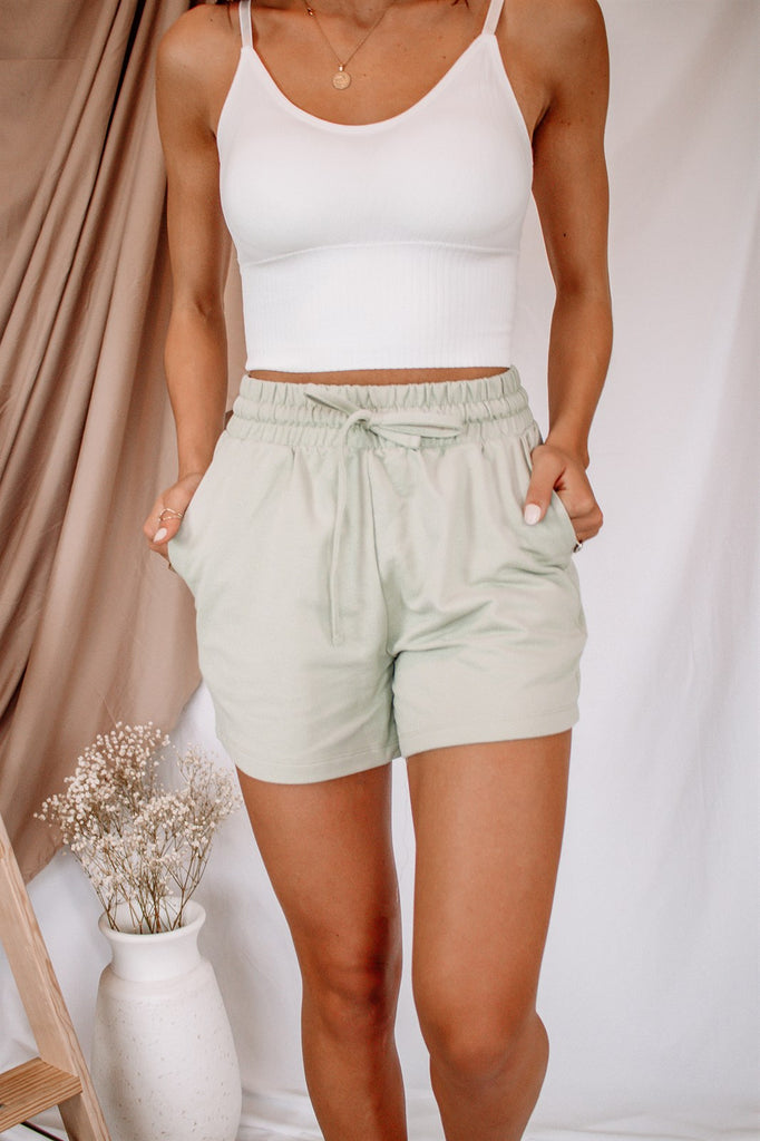 Round the Clock Sweat Shorts