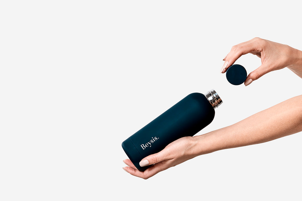 Stay Hydrated Stainless Steel Bottle