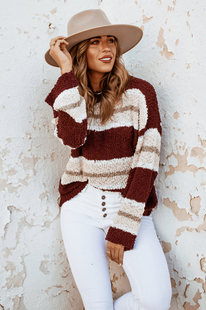 Henderson Colorblock Sweater