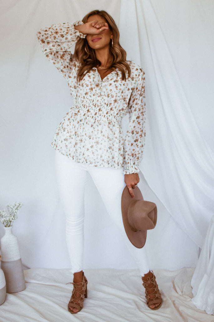 Golden Soul Blouse