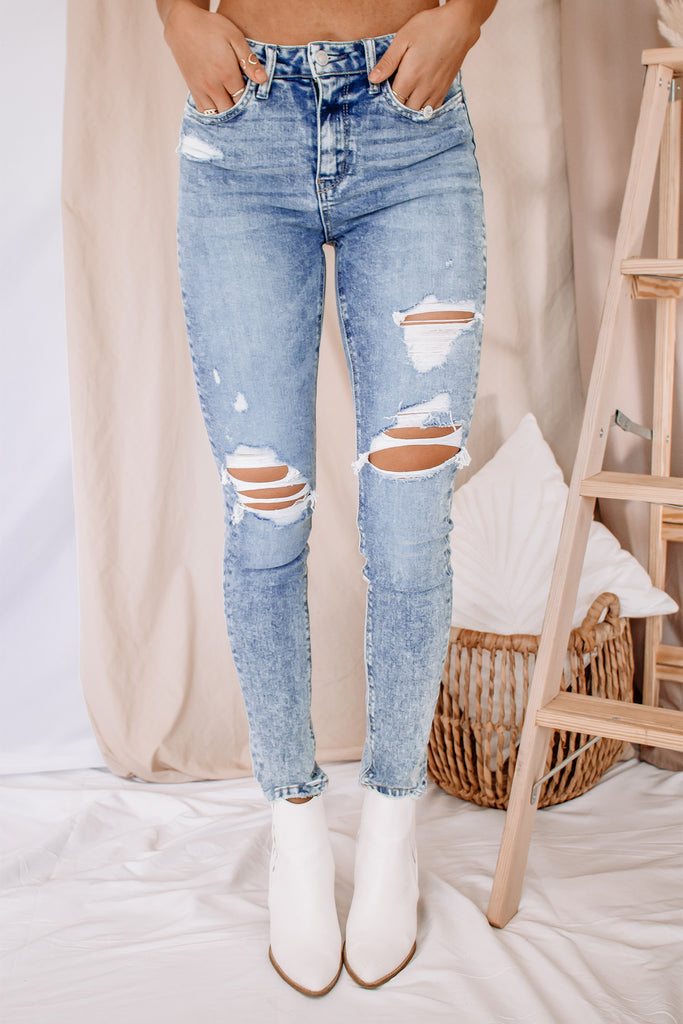 The Jessa Vervet Denim