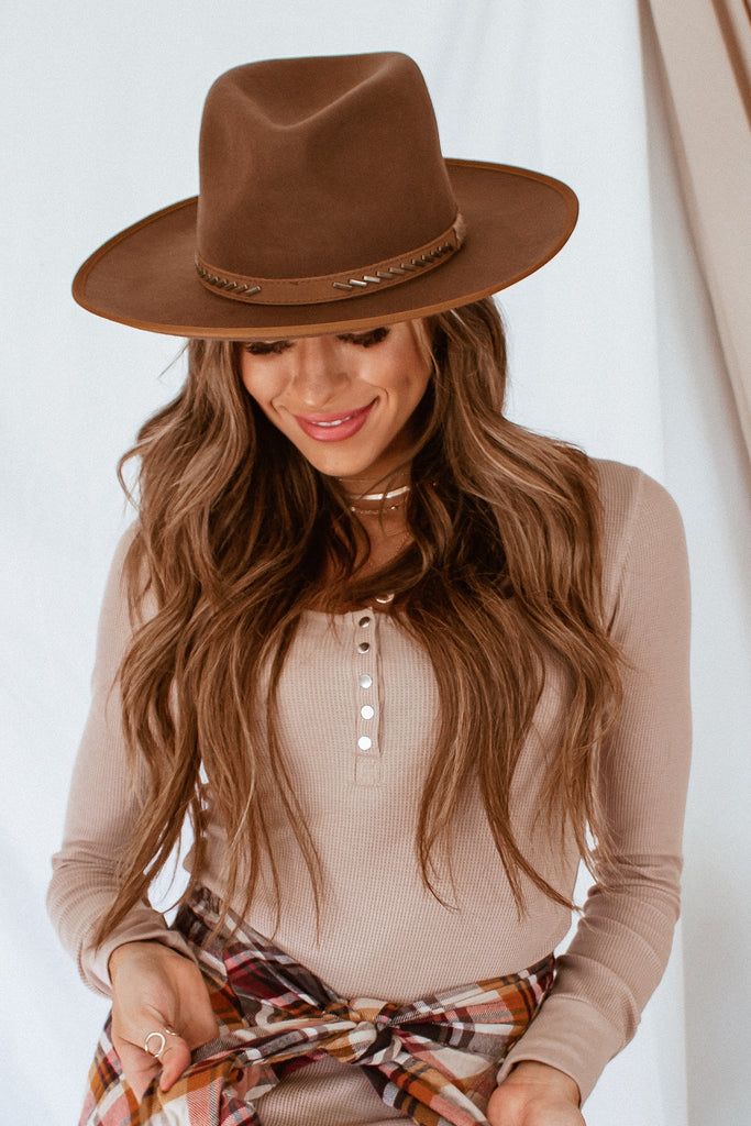 The Nora Rancher Hat