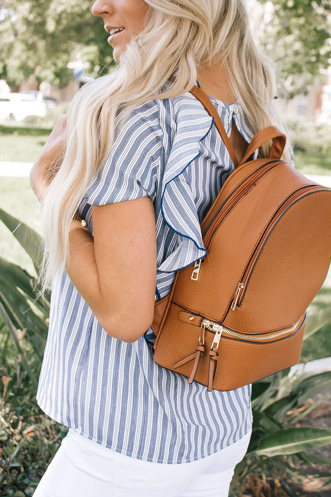 The Sawyer Backpack
