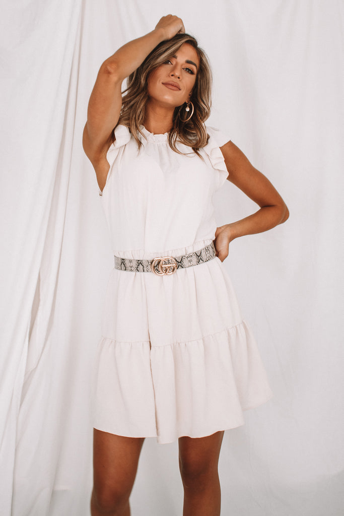 The Millie Ruffle Dress
