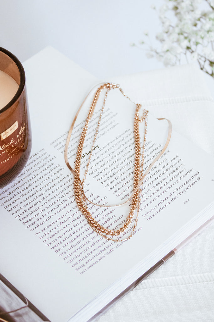 The Vista Layered Necklace