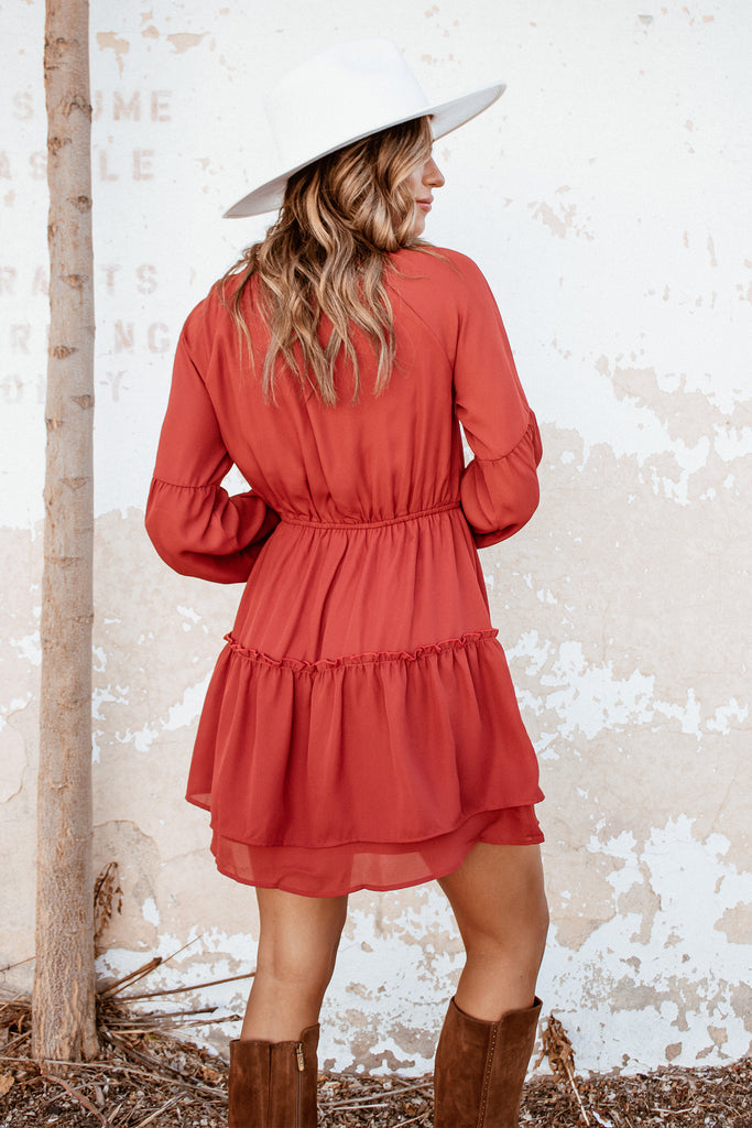 The Elise Tiered Dress