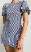 Ruby - Kendall Gingham Minidress, Black Gingham