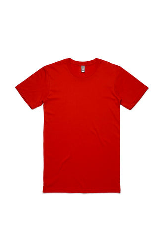 AS Colour - Staple Tee, Red