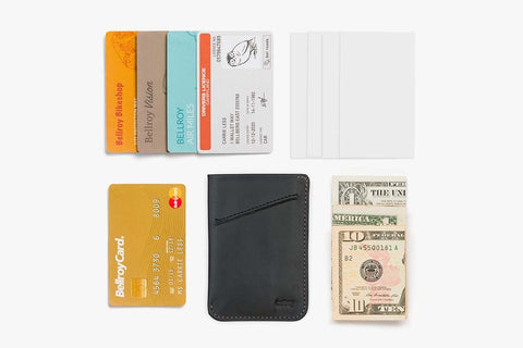 Bellroy - Card Sleeve Wallet, Black