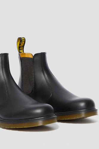 Dr Martens - 2976 Smooth Leather Chelsea Boots, Black