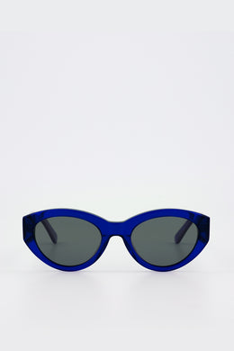 Isle Of Eden - Felina Sunglasses, Blue