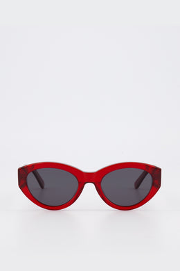 Isle Of Eden - Felina Sunglasses, Red