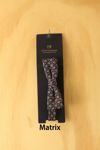 Scotch & Soda - All-Over Printed Bow-Tie, Assorted