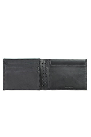 Status Anxiety - Noah Wallet, Black