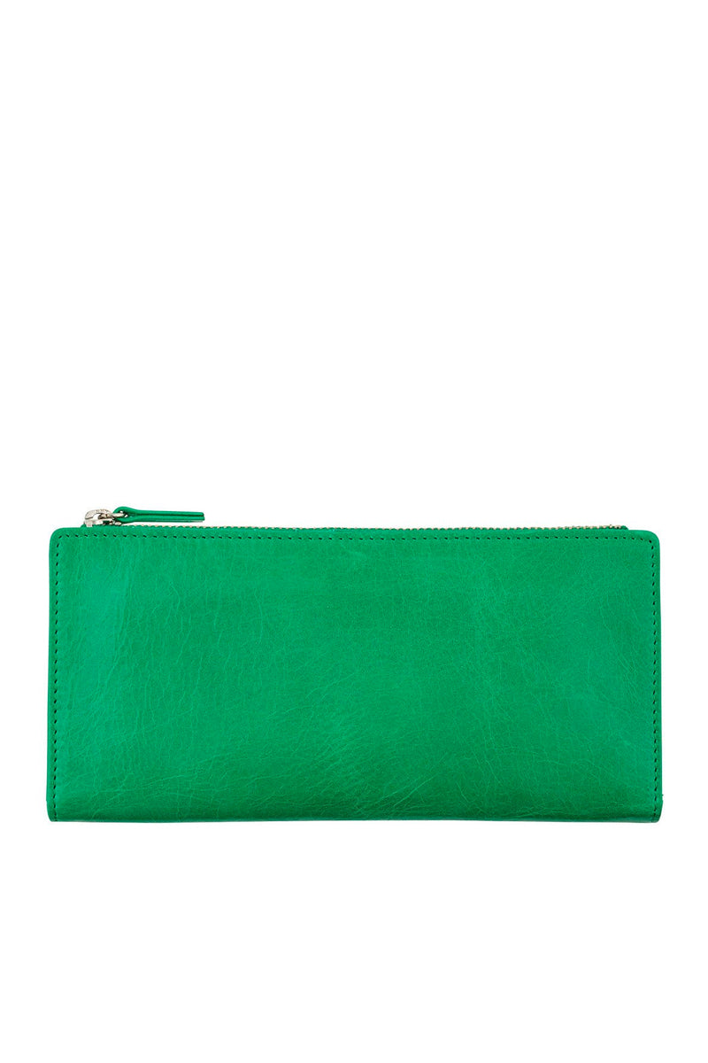 Status Anxiety - Dakota Wallet, Emerald
