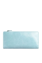 Status Anxiety - Dakota Wallet, Sky Blue