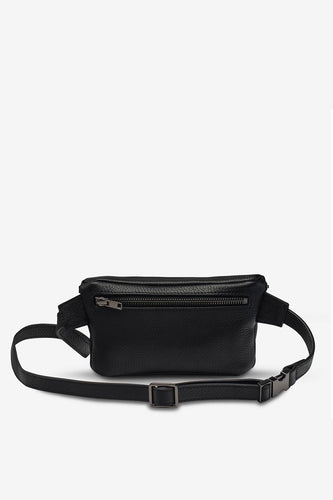 Status Anxiety - Best Lies Bum Bag, Black