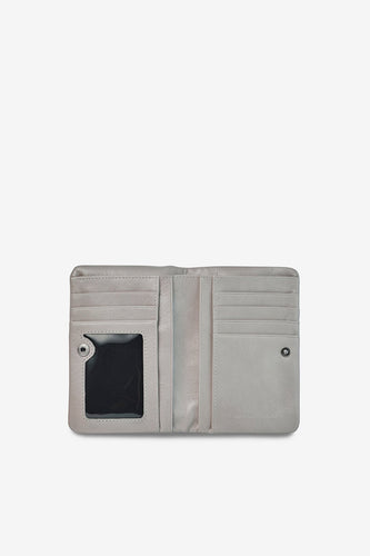 Status Anxiety - Is Now Better Wallet, Light Grey