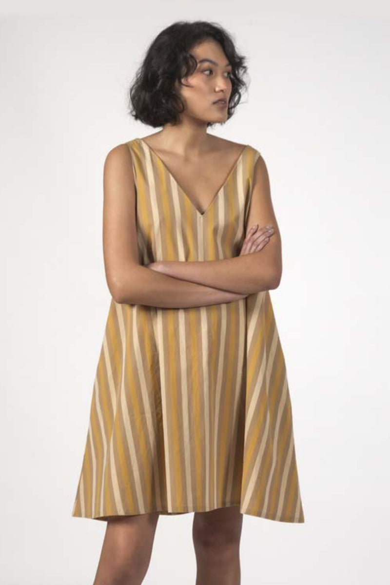 Thing Thing - Estelle Dress, Beach Stripe
