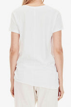 Commoners - Womens Basic Tee, White