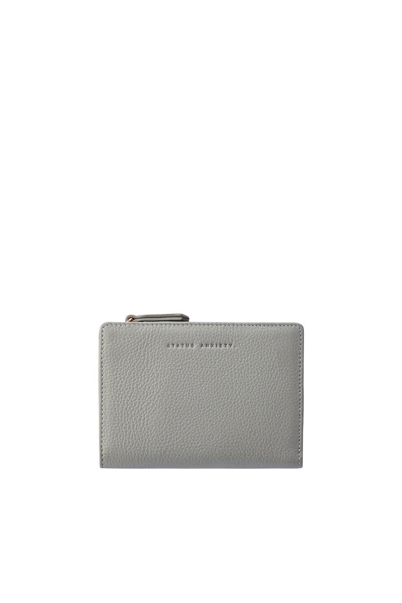 Status Anxiety - Insurgency Wallet, Light Grey