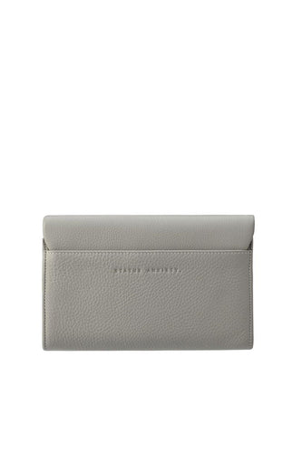 Status Anxiety - Remnant Wallet, Light Grey