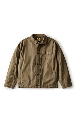 Brixton - Strummer Jacket, Army Green